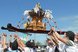 船川神明祭